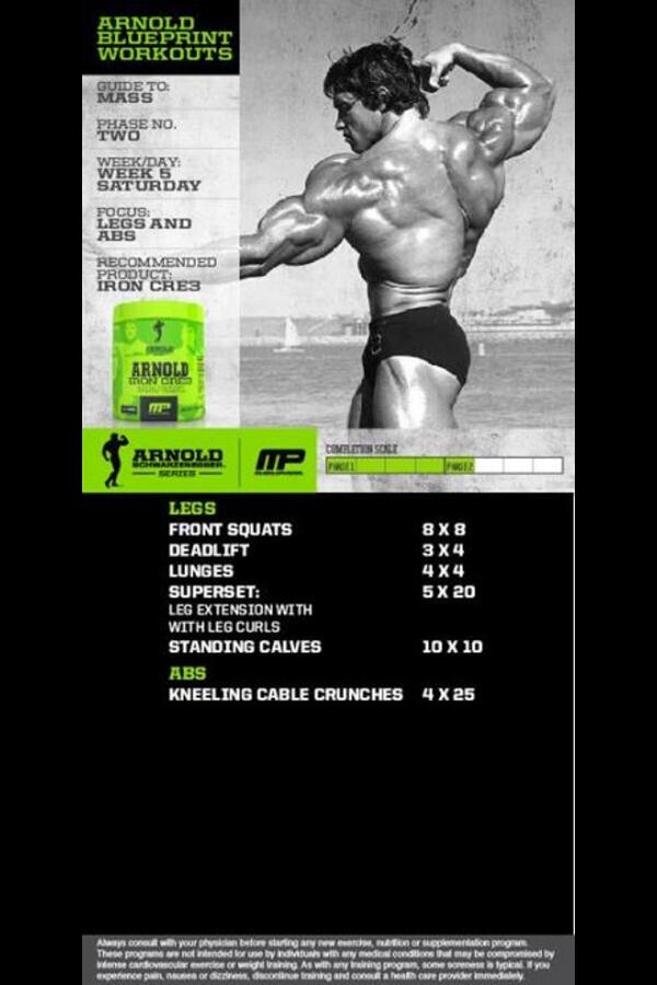 Cory gregory on twitter arnold blueprint legs workout of the cory gregory on twitter arnold blueprint legs workout of the day httptzdodtkeiiw malvernweather