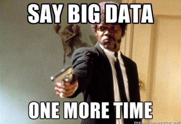 love it RT @hereissimone: Quite hilarious! http://t.co/q4wYf6KOiF via @BigDataExpo