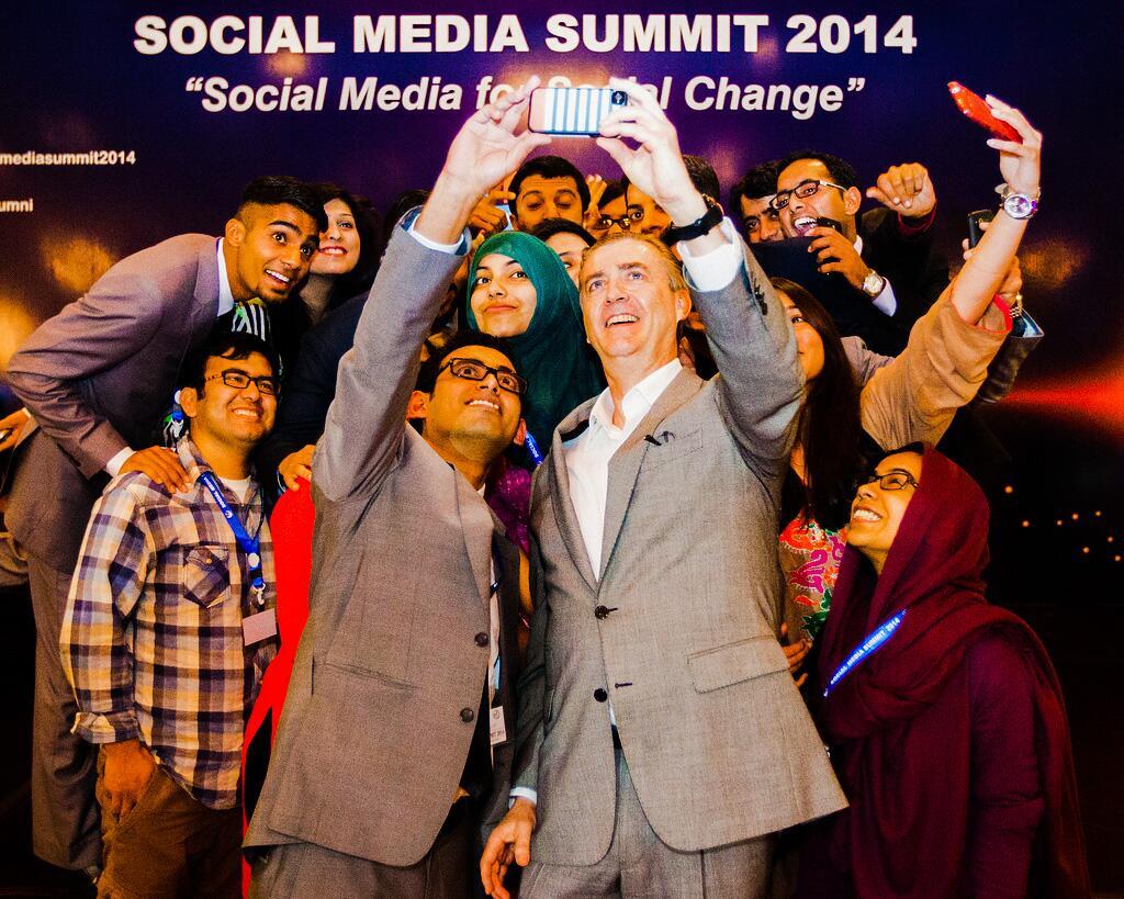 Twitter / USCGLahore: Social Media for Social Change ...