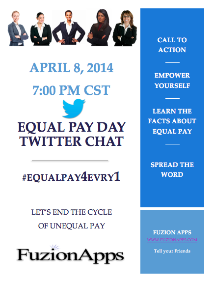 Twitter / FuzionApps: RT Please Equal Pay Call To ...