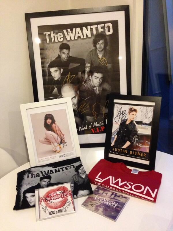 Wanna win @thewanted signed goodies! 4 Raffle tickets text PIAM47 £5 to 70070 all proceeds go to @barnardos charity http://t.co/0e33dDOwSU