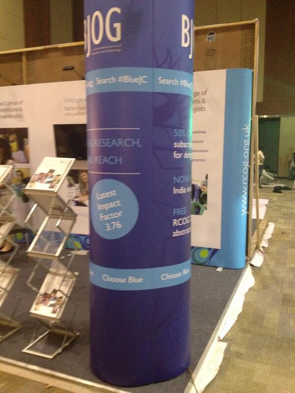 Last day to get 50% off subscriptions to BJOG at #RCOG2014 stand A2 http://t.co/um2T5lX7xy