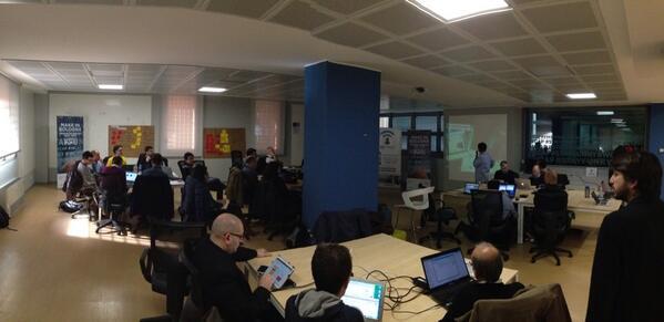 #SOD14 mini corso Linked data installato http://t.co/zPN74yfRT6