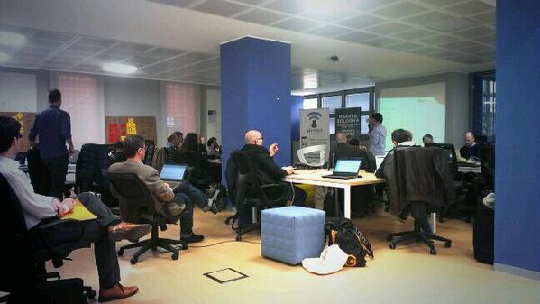 Web #semantico, a che punto siamo? Dalla teoria alla pratica #SOD14 #wcap Bologna http://t.co/WhVBaIVWCk