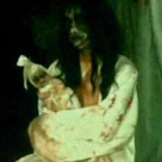 Gambar Viral Hd Gambar Kuntilanak Gendong Anak