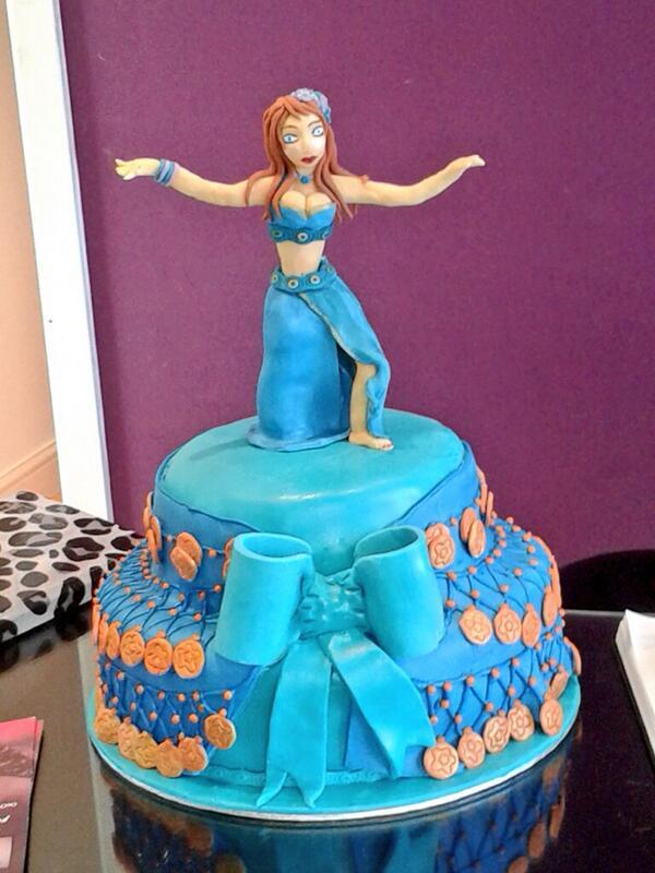 Terrific Electra Bellydancer On Twitter My Beautiful Bellydancer Birthday Funny Birthday Cards Online Sheoxdamsfinfo