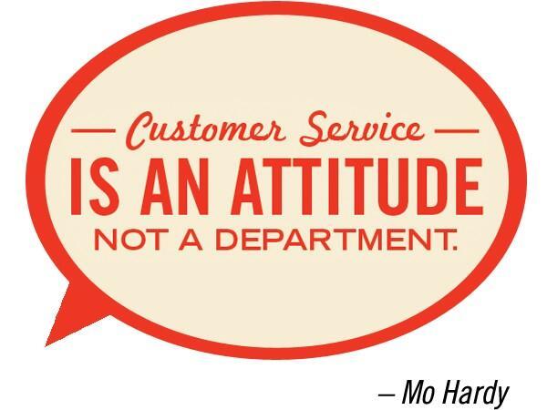 define excellent service