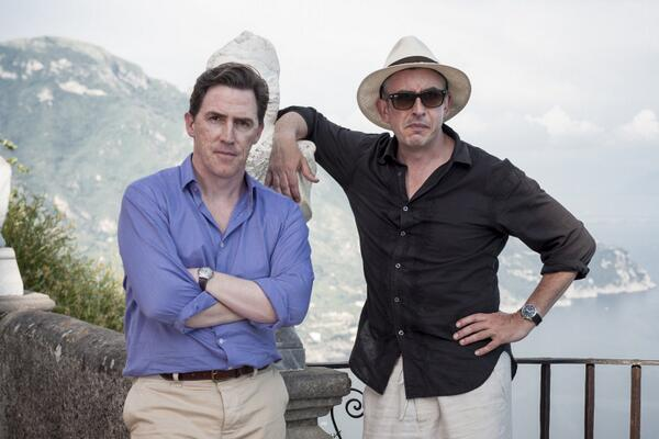New series of The Trip soon - @robbrydon's piece really whets the appetite. http://t.co/3GccZ9SiWZ http://t.co/OUsog7YfUr