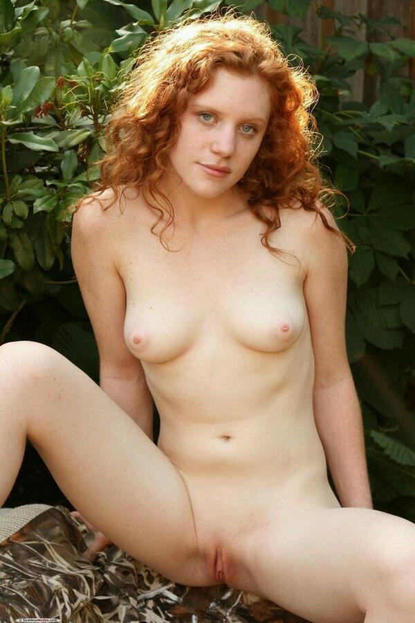 Petite Teen With Long Curly Hair Jane F Shows Off Her Tight Body In The Nude