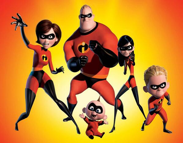 Yet more big movie news... Disney Pixar confirm that The Incredibles 2 is happening: http://t.co/1LHPxrJxwV http://t.co/wDE7mCPSez