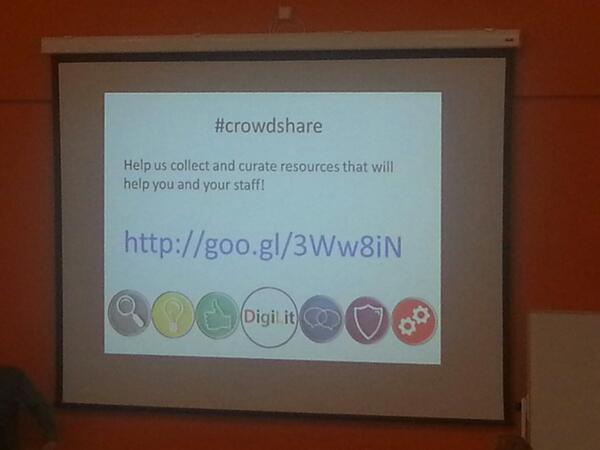 Sharing teaching resources  #digilitleic #TMDL14 http://t.co/wCj76YWosY