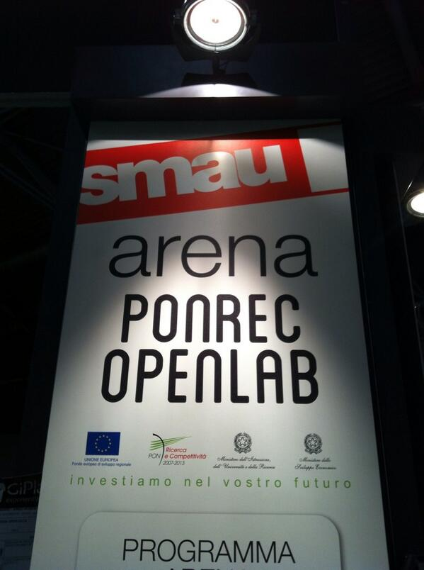 Thumbnail for PON REC #SMAU Roma