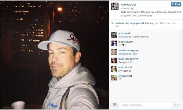 Looking good in our hoodie @kurtyaeger! Check out Kurt's post on our blog here: http://t.co/emHJPSP65l #bmx http://t.co/pi1HR6wdyy