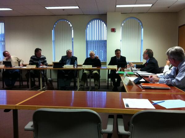 #Pottstown Borough Authority meeting now underway. http://t.co/q0Svq6ognf