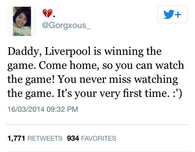 Twitter / LFC: This has touched our hearts ...