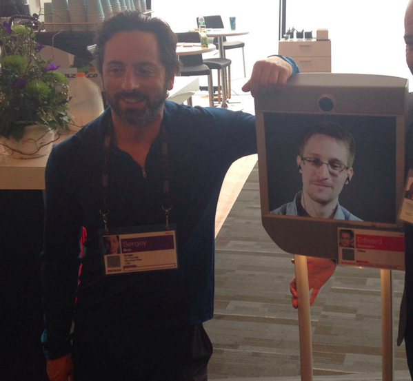 You never know who you might bump into at TED... http://t.co/T0tl9xDSXe