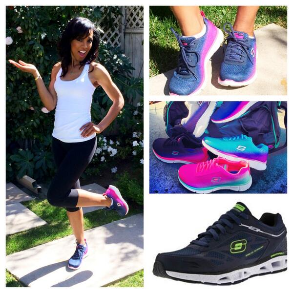 A pair ladies and men's @SKECHERSUSA in my new #GiftBagGiveaway! Folo me/Retweet 4chance2win! http://t.co/gadOSYVKBR