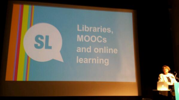 Thumbnail for Libraries, MOOCS and online learning: Morning