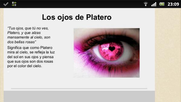 Los ojos de Platero son rosas como el cielo #quenipintado #ángelus @inmitacs http://t.co/vQe3VoQBAI