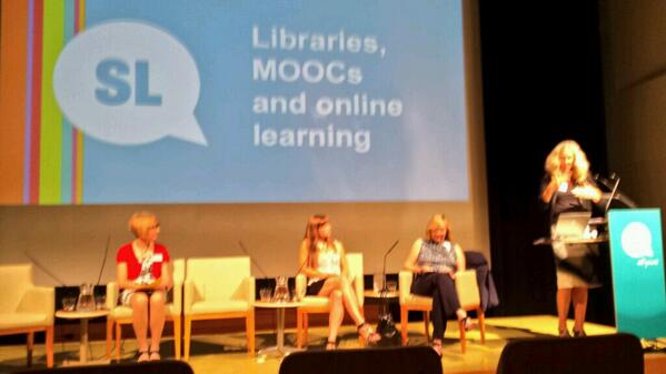 Thumbnail for Libraries, MOOCS and online learning: Afternoon