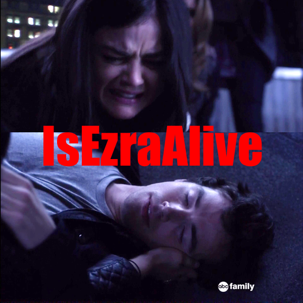 #IsEzraAlive amazing performance @lucyhale & @IANMHARDING  you two blew me away! #PLLSpringFinale http://t.co/vGEpD6bJ1K