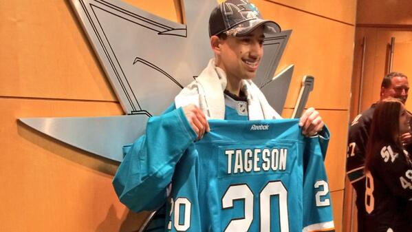 San Jose Sharks sign 17-year-old with life-threatening heart condition