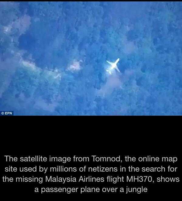 @joel_elijah: What do 26 countries know? Nothing! Took 1 student to find an aircraft.... #MH370 http://t.co/im95gtmc1G