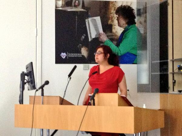 "Padmini Ray Murray, Wikimedia trustee & Stirling Uni now asking ""Are publishers passé?""  #WIKIsymposium http://t.co/YM84jwQKV2"