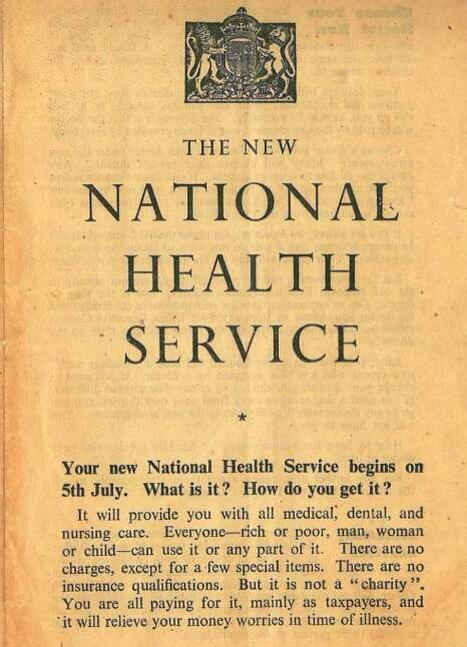 It's easy to forget how lucky we are to have the NHS, as it sinks in the competitive market place. This might help. http://t.co/KFKV2fOxQh
