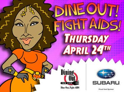 Be a hero. #DineOutFightAIDS on 4/24! Find a list of participating restaurants in your city: http://t.co/KOEoGup7Go http://t.co/Nu4gPr43ms
