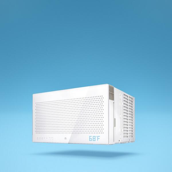 Smart as hell, cool as ice. Meet Aros, Quirky + @generalelectric's smart air conditioner. https://t.co/kMMiAbggeA http://t.co/Hi7cRnptHk