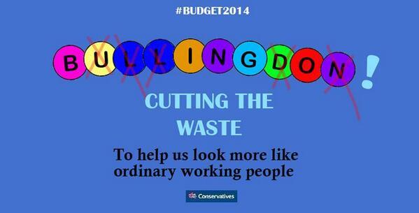Bullingdon Bingo