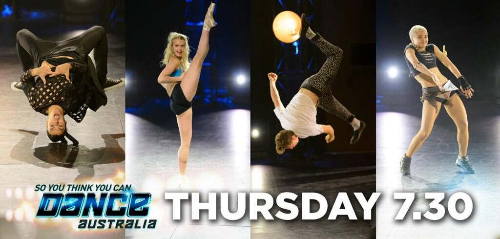 G'day bright and early! This is one dance move you need to remember! #SYTYCDAU is now on Thurs 7.30 on @channelten http://t.co/2IsxRXC6OE