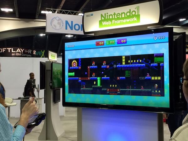 Mario vs Donkey Wii U