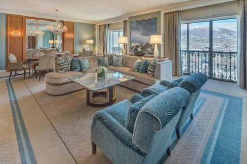 Our newly remodeled Presidential Suite! #grandlife #luxury #hotel #slc http://t.co/5akVMJ3XML