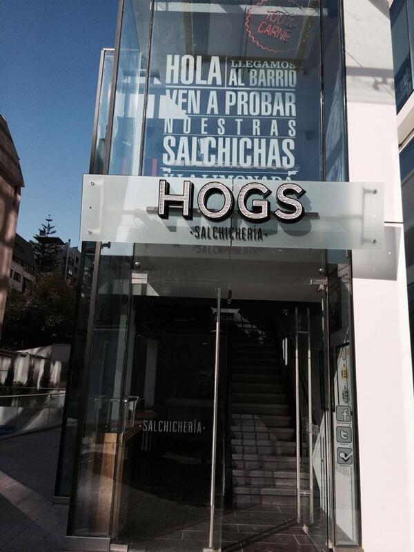 Felicitaciones a los amigos de @hogs_cl por su nuevo local en Las Condes (Enrique Foster 21, Las Condes) http://t.co/uI0ic5RR2j