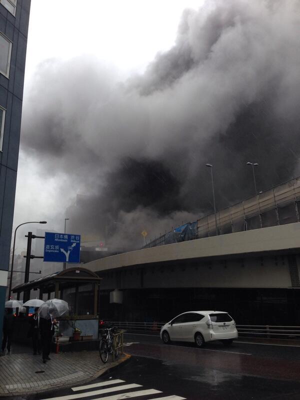 渋谷の首都高入り口が…… pic.twitter.com/pZpZkI0czZ