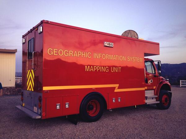That's a badass GeoGeek mapper truck - NICE!!  @geohacker: WANT. RT @oeon: Map truck http://t.co/pVlyTgCuM7