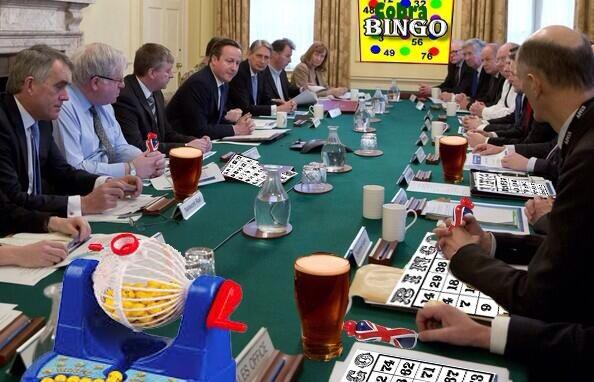 Politburo of the New Workers Party meets to draw up its economic policy for the working class. http://t.co/Kh0csC7SVf