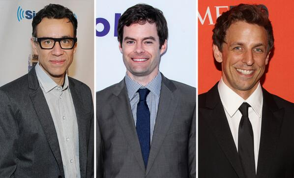 New show by Fred Armisen, @SethMeyers & Bill Hader... coming to @IFC in 2015!(!!!!)! http://t.co/iAHUkvRWWb http://t.co/pRAZ7WMNYs