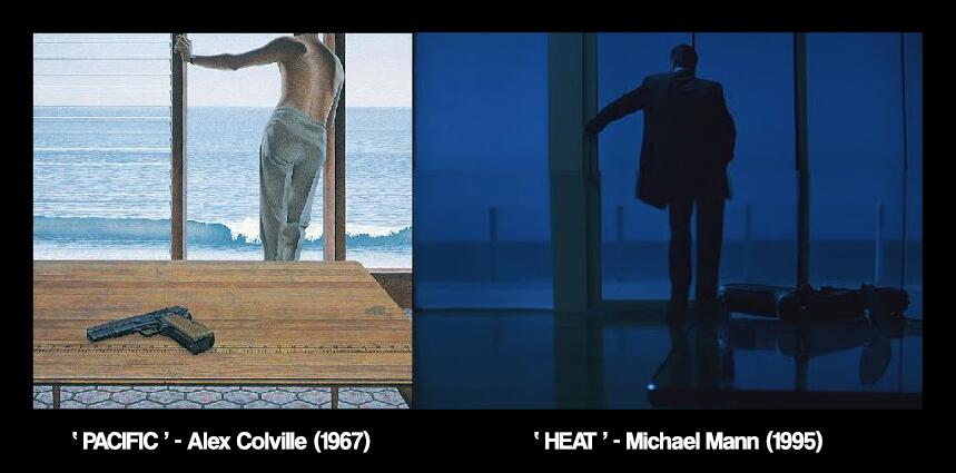 Twitter / vashikoo: HEAT (1995) - The origins of ...