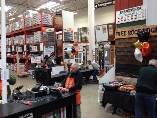 home depot grand rapids michigan 28th street insured by ross. Black Bedroom Furniture Sets. Home Design Ideas
