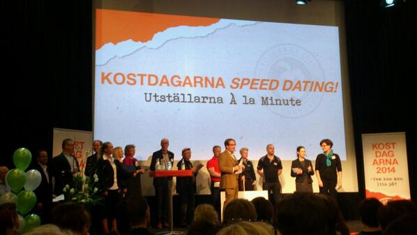 Speed dating i museibranschen? Ja, just - Rian - Facebook