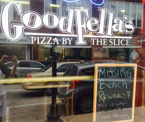 Reward is free pizza of course! PLEASE RT http://t.co/M967jNSMkY