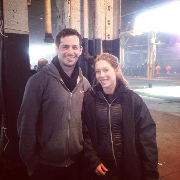 Matt Mullins On Twitter Tbt First Day Shooting Of Divergent Http T Co S5ktok0slb