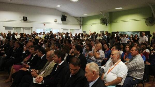 Arranca la Asamblea Ciudadana #VenadoTuerto para seguir pensando proyectos, obras y políticas para nuestra provincia. http://t.co/9Y6aUEcbj0