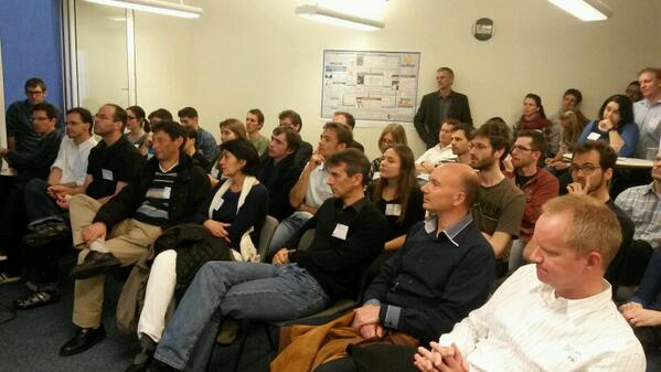 Full house #geobeerch http://t.co/DvUptIdz9c