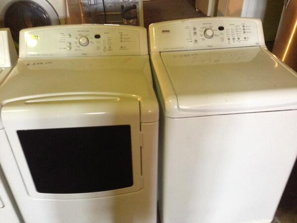 Kenmore Washer And dryer stackable Repair manual