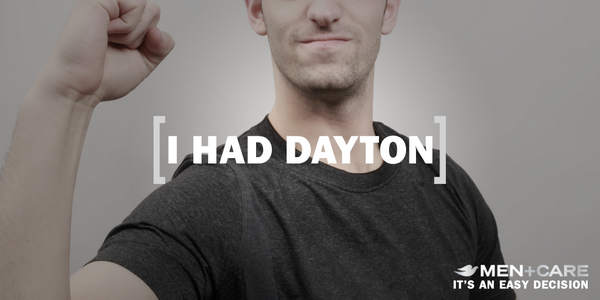 RT if you were never worried. Choosing #Dayton was an easy decision. #TournamentDecisions #MarchMadness #OSUvsDU http://t.co/gP6pTbOhIG
