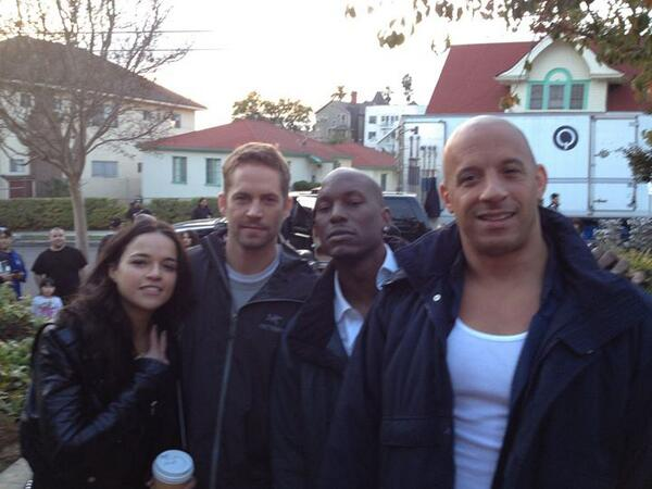 With us forever... @RealPaulWalker @Tyrese @FastFurious #tbt #throwbackthursday http://t.co/4e9E4fDl2G